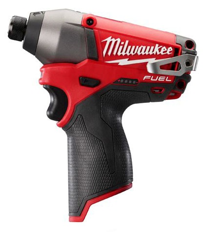 """1/4"""" Drive 2-Mode Cordless Impact Wrench Bare Tool - M12, 12 V"""