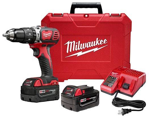 "1/2"" 400/1800 RPM Cordless Hammer Drill / Driver Kit - M18, 18 V"