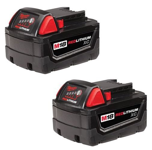 Lithium-Ion High Capacity Power Tool Battery Pack