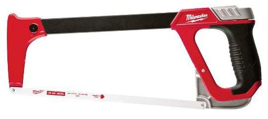 "12"" Adjustable High Tension Hacksaw, Metal Frame"