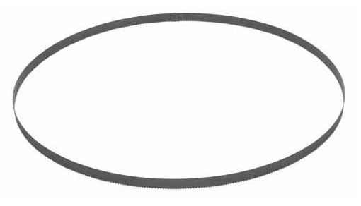 "35-3/8"" Portable Band Saw Blade - 10 TPI, Bi-Metal"