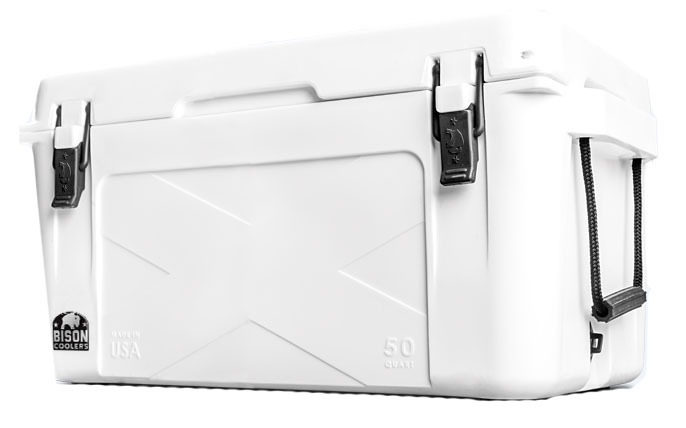 "32"" x 16.5"" x 16.5"" Ice Chest Cooler - White, 50 Quart"