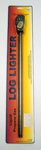 "17"" Straight Liquid Propane Log Lighter - Key, Carded"