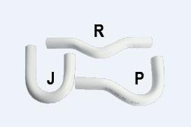"""3/4"""" Condensate Trap, PVC"""