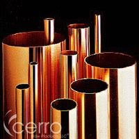 "1"" X 20' Hard Copper Type K Tubing"