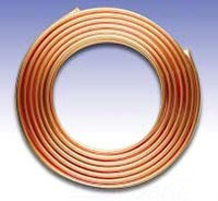 "1/2"" X 60' Soft Copper Type K Tubing"