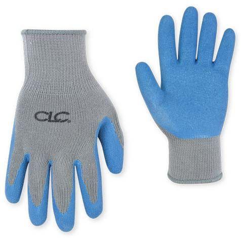Medium Work Gloves - Latex Palm / Crinkled
