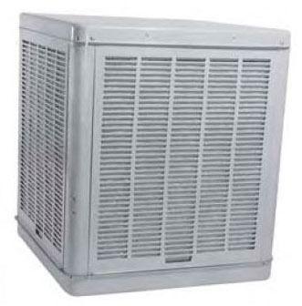 1/2 HP Evaporative Cooler - Champion, 115 V, Down Discharge, 1-Piece