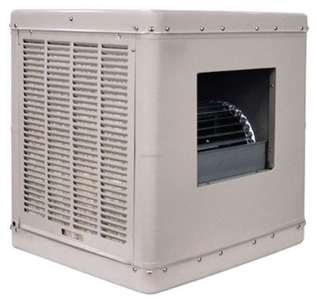 1/3 HP Evaporative Cooler - Champion, 115 V, Side Discharge, 1-Piece