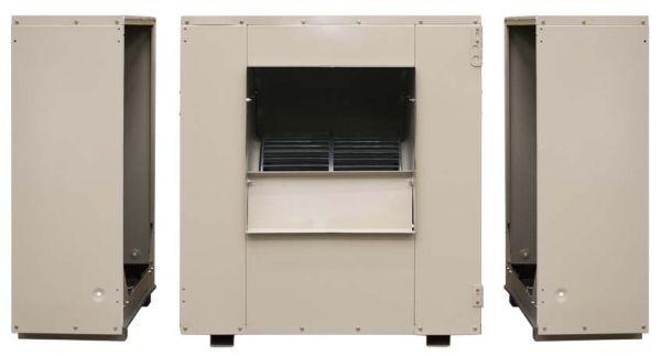 1-Piece Evaporative Cooler, Heavy Gauge Steel