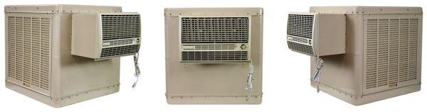 1/3 HP Evaporative Cooler - Champion, 115 V, Window