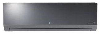 12000 BTU 17.5 SEER / 8.2 EER Duct-Free Heat Pump - Artcool, 208/230 VAC, Multi-Zone, Wall Mount, R-410A Refrigerant