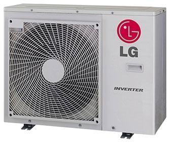 30000 BTU Heat Pump - 208/230 VAC, Multi-Zone, Wall Mount, R-410A Refrigerant
