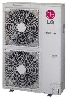 48000 BTU Heat Pump - 208/230 VAC, Multi-Zone, Wall Mount, R-410A Refrigerant