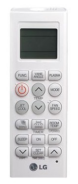 Air Conditioner Wired Remote Controller
