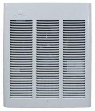 2000/4000 W Fan Forced Wall Heater - Berko, 208 V