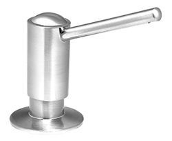 Phoenix Deck Mount Soap/Lotion Dispenser, Polished Chrome