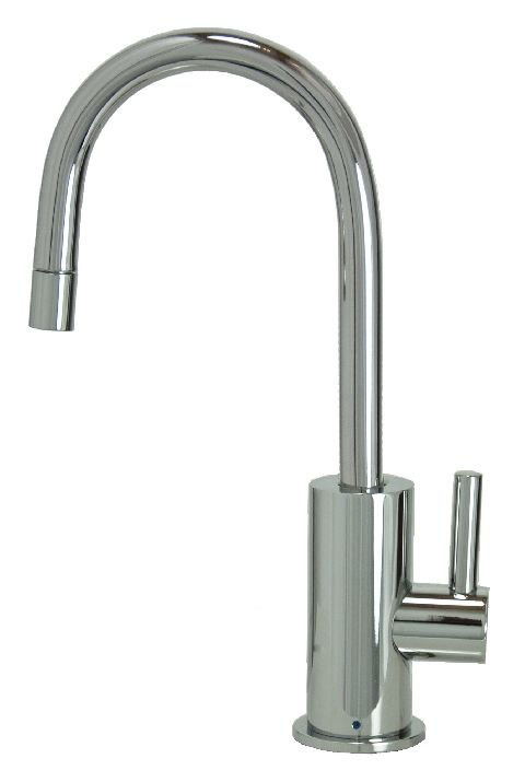 Cold Water Drinking Faucet, PVD Brushed Nickel