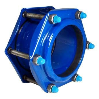 Lead-Free Carbon Steel Straight Pipe Repair Coupling
