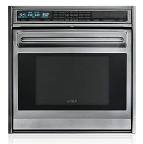 """30"""" Stainless Steel Dual Convection Oven - L Series, Single, Built-In, 208/240 VAC, 4.5 Cu Ft"""