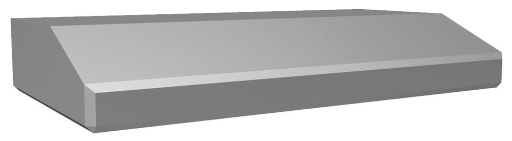 "30"" Undercabinet Mount Range Hood - Premium Power Lung, Stainless Steel, 3.5 A, 250 CFM"