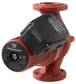 0.04 HP Circulator Pump - Bronze, 14.5 GPM, 115 V