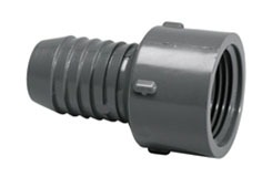 "3/4"" PVC Female Straight Adapter Insert"