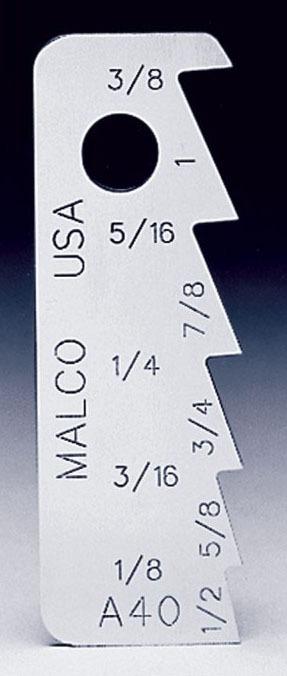 Pocket Scriber, Sheet Metal