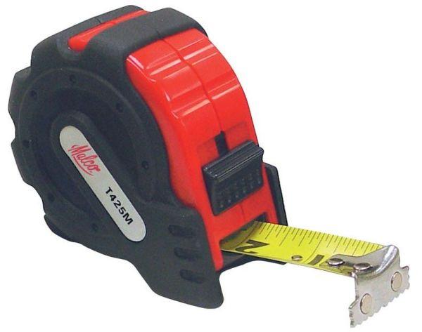 1 X 25 Pocket Non-Magnetic Measuring Tape, Nylon