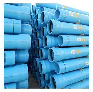 "10"" x 20' PVC Pipe - Blue"