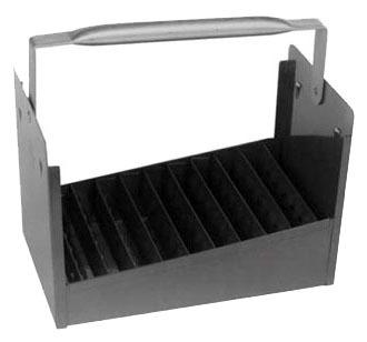 """1/2"""" Nipple Box, Epoxy Coated Steel"""