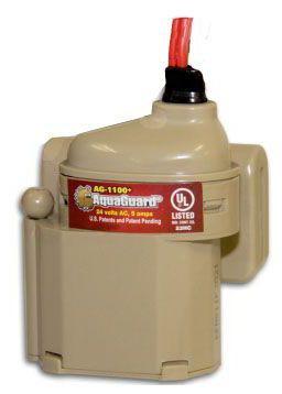 Float Switch - Aquaguard, 1 NO, 120 VAC