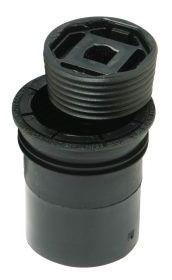 "4"" Floor Drain Trap Sealer - SureSeal, Polyethylene"