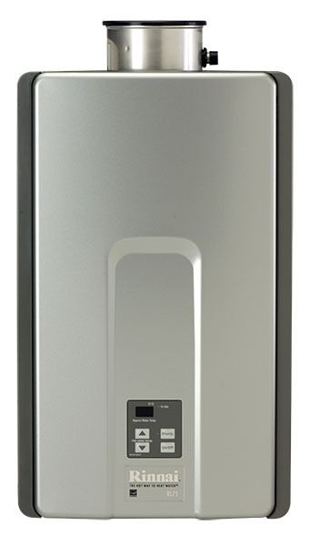Tankless Water Heater, Natural Gas, RL75i, Luxury 9900 to 180000 BTU/HR