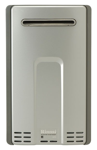 Tankless Liquid Propane Gas Water Heater - Luxury, Commercial, Residential, Outdoor, 199000 BTU, 9.8 GPM Max Flow Rate