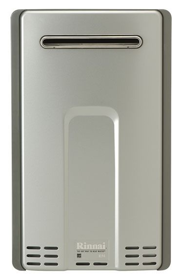 Tankless Water Heater, Tankless Natural Gas Water Heater - Luxury, Commercial, Residential, Outdoor, 199000 BTU, 9.8 GPM Max Flow Rate