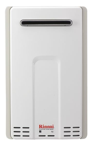 Tankless Water Heater, Tankless Natural Gas Water Heater - Residential, Outdoor, 10300 to 150000 BTU, 6.5 GPM Flow Rate