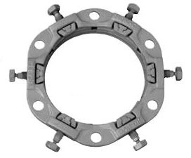 """4"""" Pipe Accessory Pack, Ductile Iron Gland"""