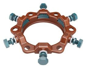 """10"""" Ductile Iron Pipe Restraint - Series 4000 Stargrip, Mechanical Joint, Domestic"""