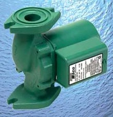 1/25 HP In-Line Compact Direct Drive Circulator Pump, Stainless Steel