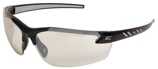 Clear Lens Safety Glasses - Gloss Black Frame
