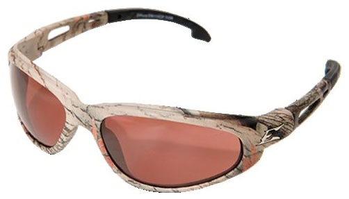 Copper Lens Safety Glasses - Camouflage Frame