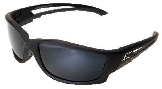 Silver Mirror Lens Safety Glasses - Rubberized Matte Black Frame