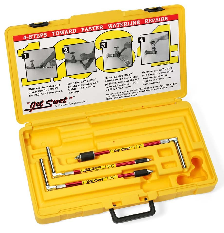"1/2"" Heavy Duty Plug Tool Kit"