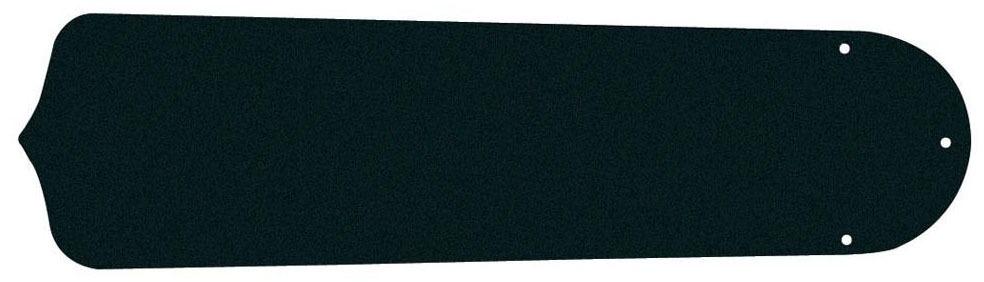 """52"""" Standard Ceiling Fan Blade, Flat Black"""