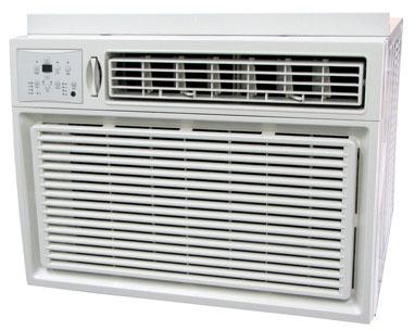 25000 BTU 9.4 EER / 9.4 CEER Air Conditioner - 208/230 VAC, 4-Way, R-410A Refrigerant