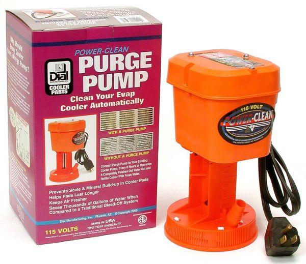 115 V 0.7 A Evaporative Cooler Purge Pump Kit - Power-Clean