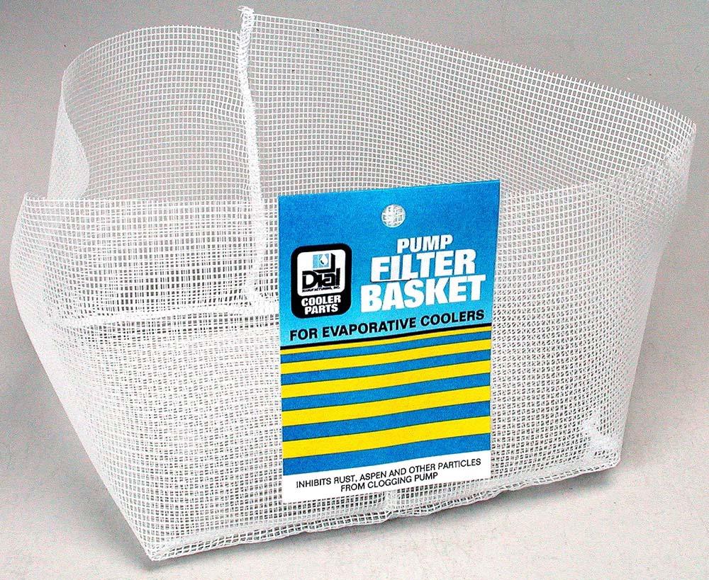 Evaporative Cooler Mesh Pump Basket, Polyethylene