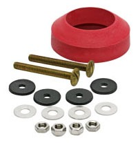 Toilet Tank to Bowl Bolt and Gasket
