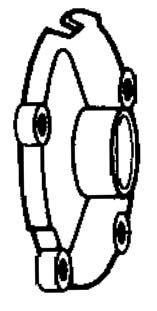 Pump Diffuser - Plastic